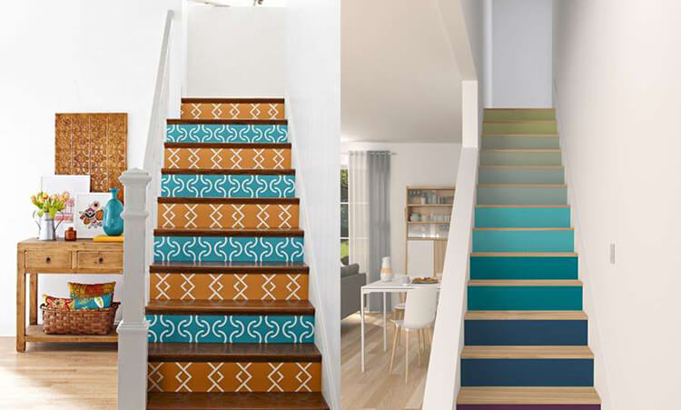 Bật mí bí quyết sáng tạo với cầu thang khi thiết kế nội thất căn hộ 70m2