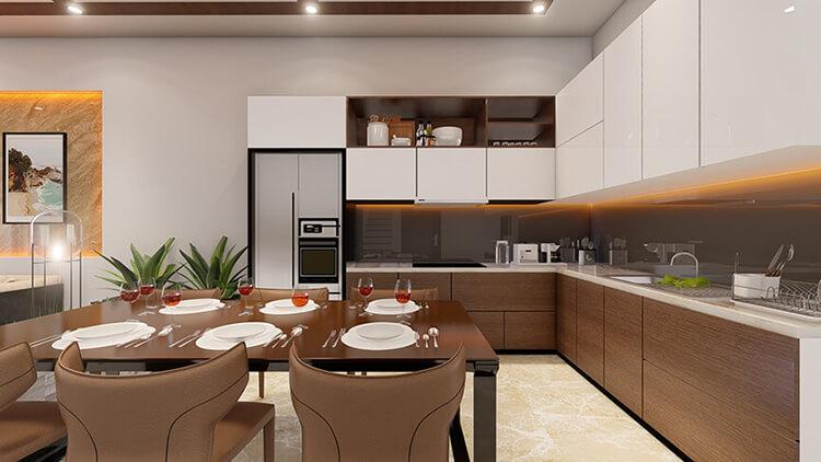 Cách thiết kế nội thất chung cư 3 phòng ngủ an toàn vào mùa mưa