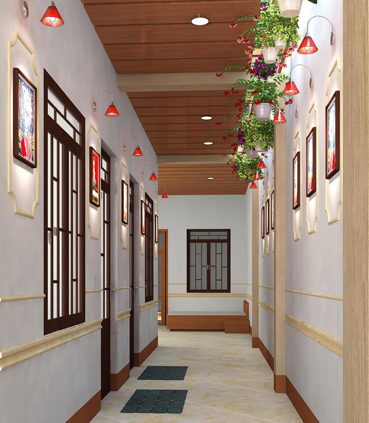 Cách thiết kế nội thất nhà cấp 4 đẹp hiện đại