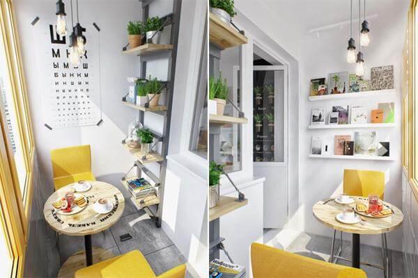 Những kiểu thiết kế nội thất nhà nhỏ đẹp cho vợ chồng trẻ