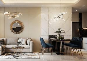 Vì sao nên thiết kế nội thất chung cư?