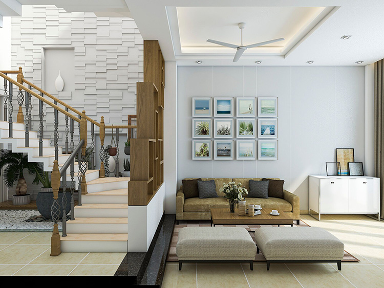 Xu hướng thiết kế nội thất nhà phố hiện đại