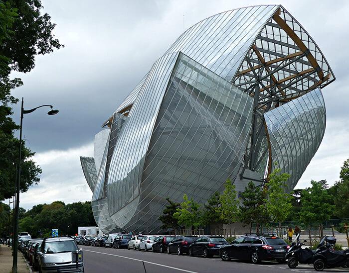 Cảm hứng từ những tòa kiến trúc táo bạo của KTS Frank Gehry
