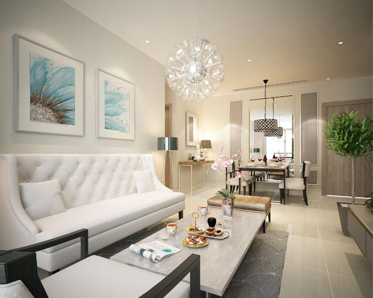 5 Nguyên tắc vàng chọn nội thất cho chung cư diện tích nhỏ