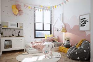 5 phong cách thiết kế phòng trẻ em nổi bật nhất hiện nay