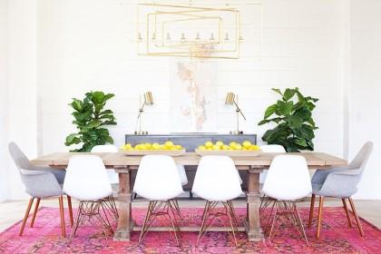 Làm thế nào để lựa chọn bàn ăn tốt nhất cho không gian