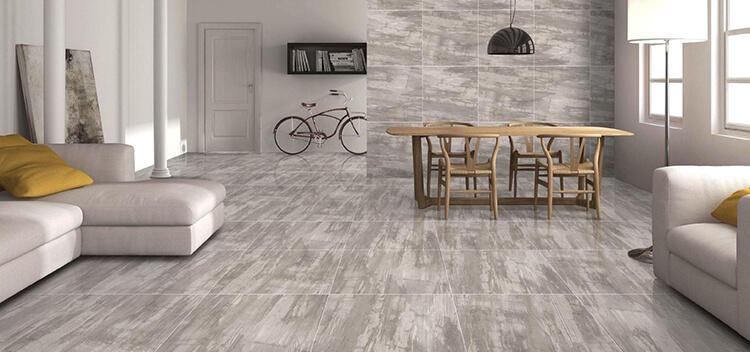 Gợi ý những vật liệu ốp sàn phòng bếp bền - đẹp - an toàn