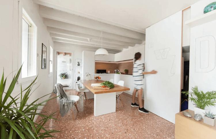 Khám phá mẫu thiết kế nội thất nhà 30m2 hút mắt và tiện nghi