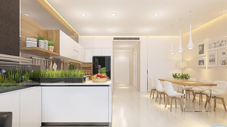 Những gợi ý để thiết kế nội thất phòng ăn ấm cúng