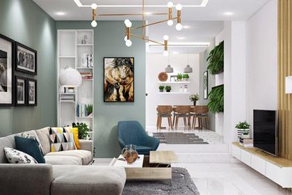 Những đặc trưng cơ bản của phong cách nội thất eco