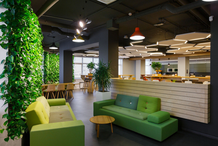 Văn phòng xanh – Xu hướng thiết kế văn phòng mới nhất | Phố Gia Decor
