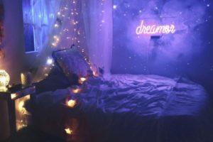 Bật mí cách trang trí bằng đèn neon trong nhà