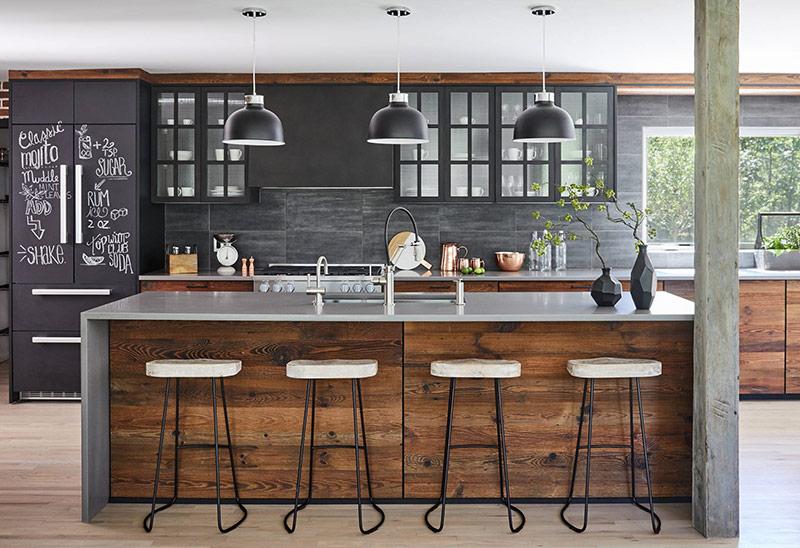 Dù sở thích của bạn là gì, nhà bếp đơn tường rất đáng để xem xét nếu bạn chỉ có một không gian nhỏ và đang cố gắng để bố trí một cách hợp lí. Kiểu bố cục này còn rất nhiều khía cạnh có thể khai thác và biết đâu chúng lại rất hợp với bạn.