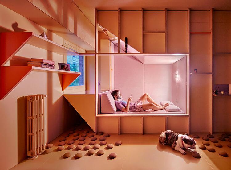Vai trò của ánh sáng trong thiết kế nội thất căn hộ