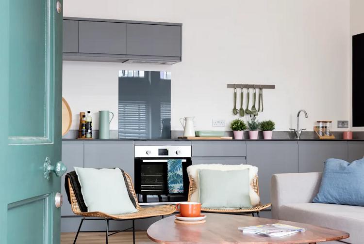 Cách thiết kế nội thất căn hộ 30m2 ấm cúng