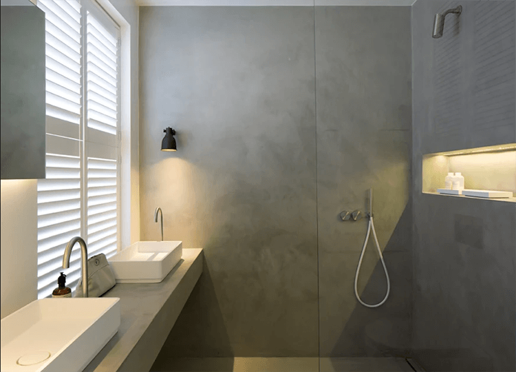 Những gam màu tạo nên thiết kế nội thất căn hộ bình yên