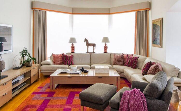 Thu – Đông 2019, màu sắc nhiệt đới sẽ làm ấm thiết kế nội thất biệt thự của bạn