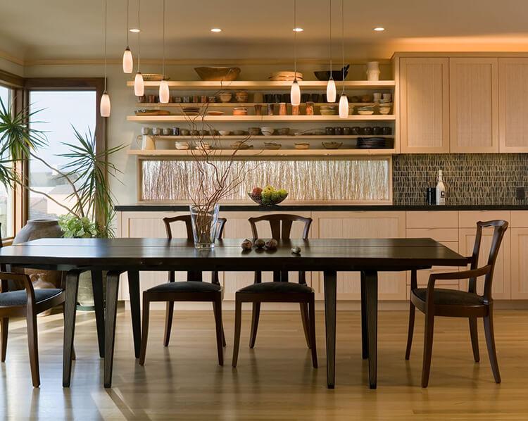 Những cách thiết kế nội thất căn hộ chung cư phong cách tự nhiên đẹp