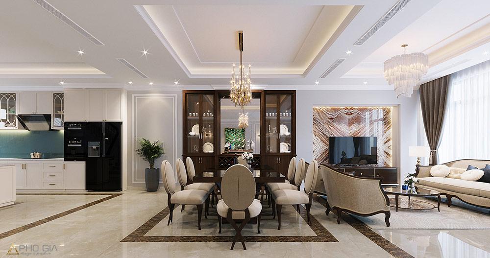 Đơn vị thiết kế uy tín sẽ đưa ra các ý tưởng giúp ngôi nhà của bạn thêm ấn tượng