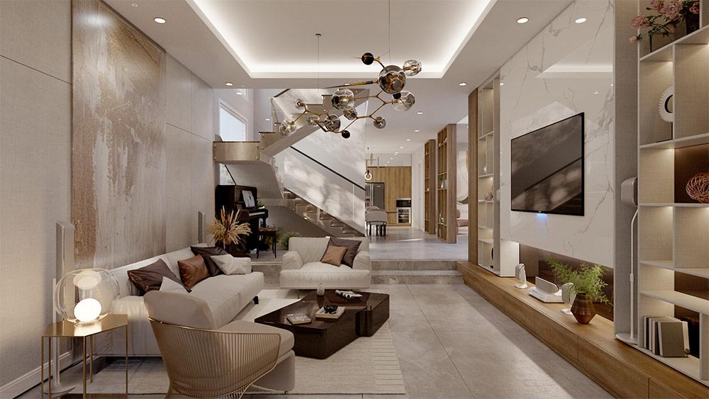 Gỗ - Chất liệu được ưa chuộng trong thiết kế nội thất