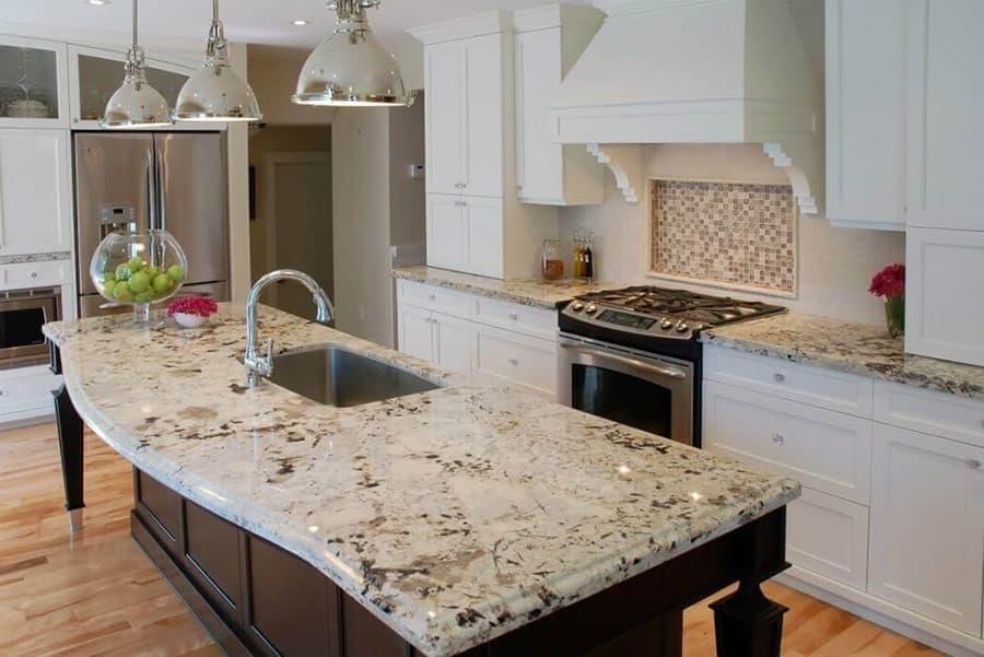 Đá Granite mang đến vẻ đẹp quý phái cho công trình Village của bạn