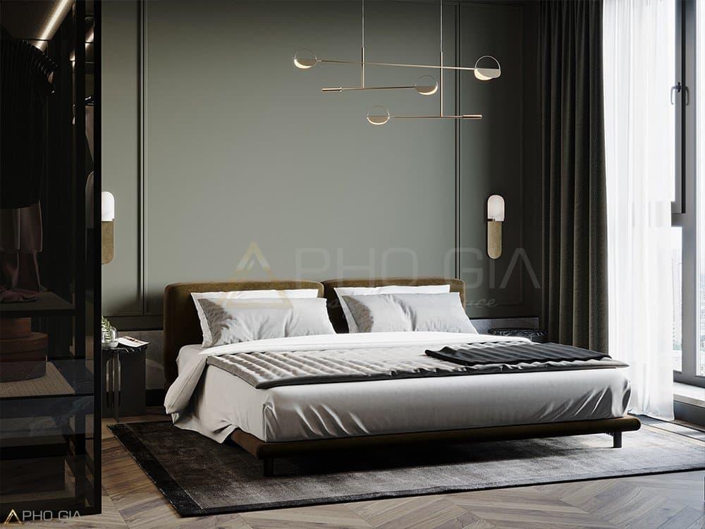 Giường ngủ phản hiện đại