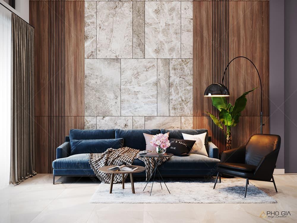bí quyết mà các kiến trúc sư thường áp dụng khi thiết kế thi công nội thất cho những phòng khách có diện tích nhỏ
