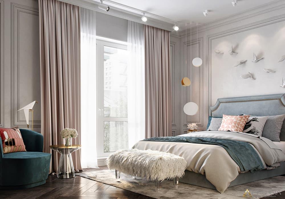 thiết kế thi công nội thất nhà phố qua đôi bàn tay tài hoa của các kiến trúc sư Phố Gia Décor