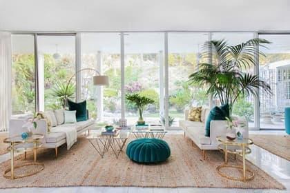 Thiết kế và thi công nội thất phòng khách biệt thự cùng 5 bước cực chuẩn!