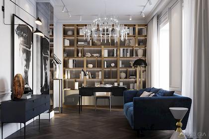 Thiết kế thi công nội thất nhà phố chuyên nghiệp với 4 lưu ý từ chuyên gia