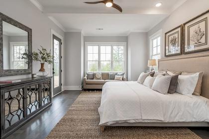 Thiết kế và thi công nội thất phòng ngủ penthouse cho giấc ngủ chất lượng