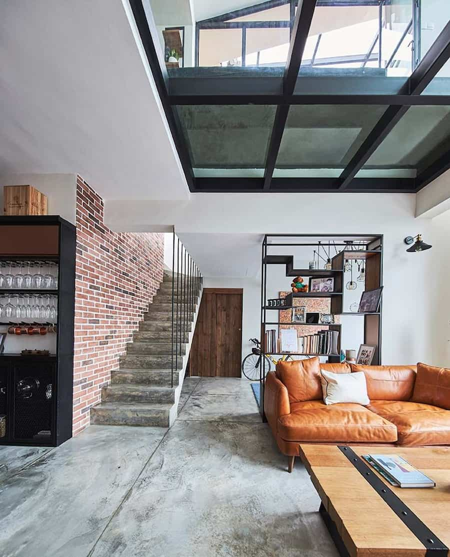 thiet-ke-thi-cong-noi-that-can-ho-penthouse-phong-cach-cong nghiep_03