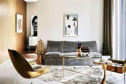 7 Lý do bạn nên cân nhắc khi ứng dụng kim loại cho thiết kế nội thất nhà phố Quận 5