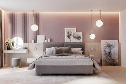 Thiết kế nội thất nhà phố Quận 9 đẹp mắt với 4 tone màu ấm áp, trẻ trung