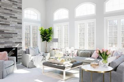 Thiết kế nội thất căn hộ penthouse chuyên nghiệp cùng 3 gam màu sang trọng