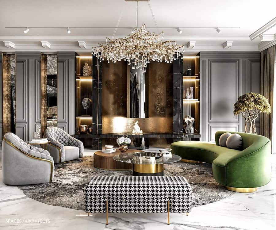 thi-cong-noi-that-can-ho-penthouse-phong-cach-classic_03