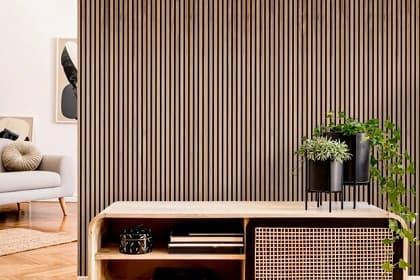 Thiết kế thi công nội thất biệt thự chuyên nghiệp và 3 chất liệu lam gỗ thịnh hành!