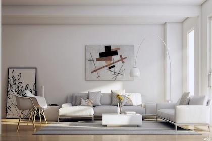 Thiết kế thi công nội thất biệt thự chất lượng với 4 mẹo bố trí tranh ảnh ấn tượng nhất