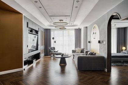 Xu hướng thiết kế nội thất penthouse Đông Dương kiến tạo điểm nhấn ấn tượng cho không gian hiện đại