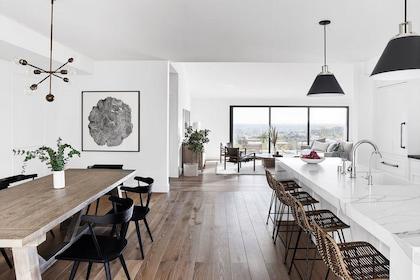 Nhẹ nhàng và tinh tế từ xu hướng thiết kế nội thất penthouse Scandinavian