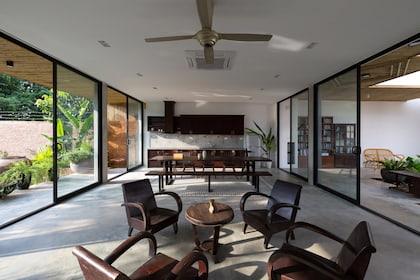 Gợi ý mẫu thiết kế cho thi công nội thất villa Long An đầy bình yên và an tĩnh