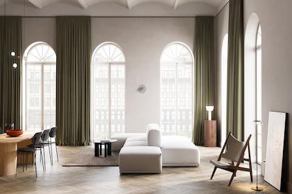 Sage Green - tông màu xanh xám và 5 gợi ý cho thiết kế và thi công nội thất biệt thự sang trọng